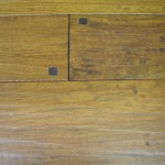 Cherry Walnut Plugged Floor