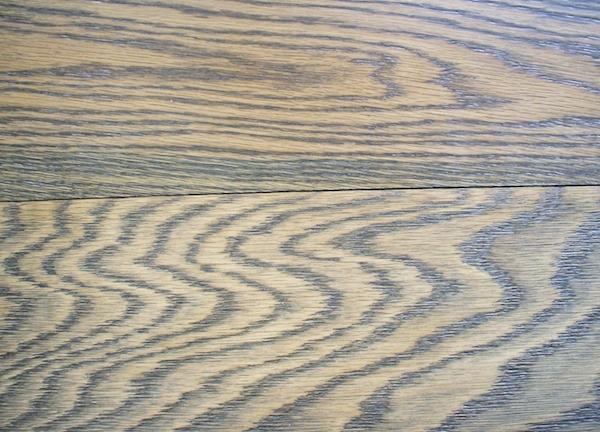 Ebony Wire Brushed Floor