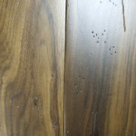 Wormy Walnut Flooring